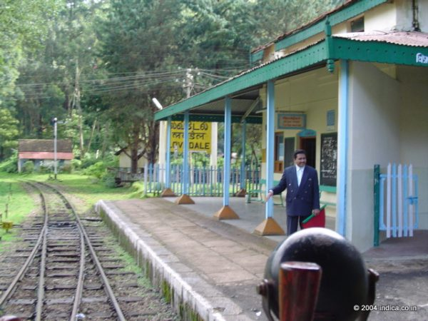 Lovedale is on the Nilgiri Mountain Railway route.