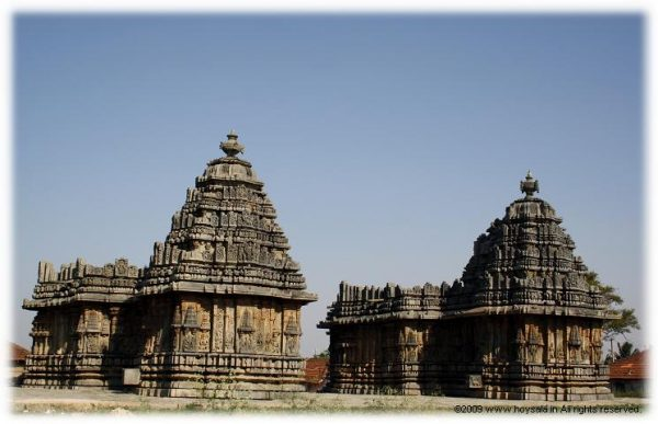 Chennakeshava and Someshwara temple at Mosale.