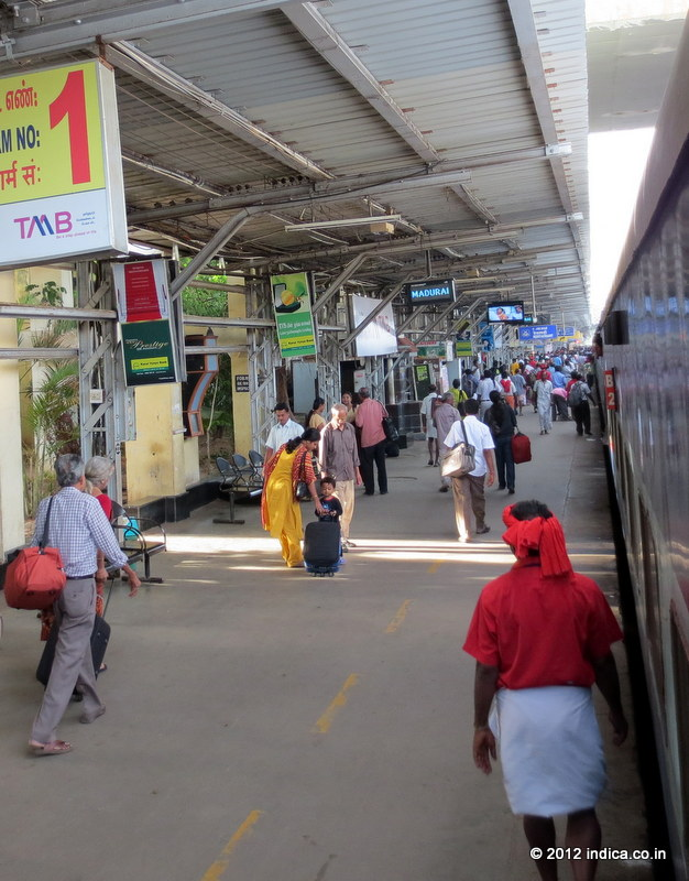 Madurai Railway Station
