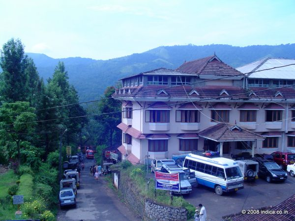 Temple Guest House at Thirunelli
