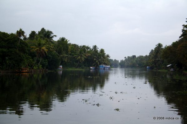 Backwater tourism , the flagship attraction of Kerala