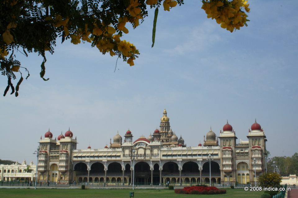 Mysore is a sought after destination in South India.