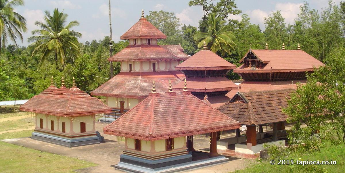 Sita Devi temple in Wayanad