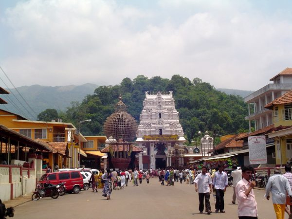 Kukke Temple Town
