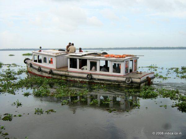 Boat Service at Vaikkom