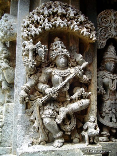 Somnathpur nearby places travel tips soapstone carvings