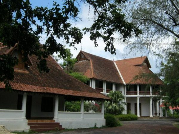 Colonial Relics at Kollam