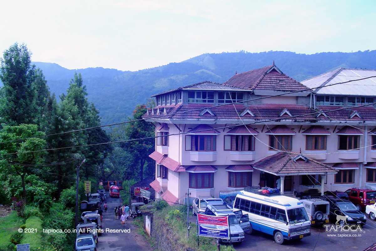 Devasom Guesthouse (Panchatheertham) at Thirunelli