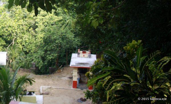 Karuppasamy temple of Kottavasal