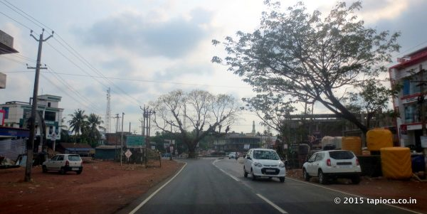 Cherkala Junction