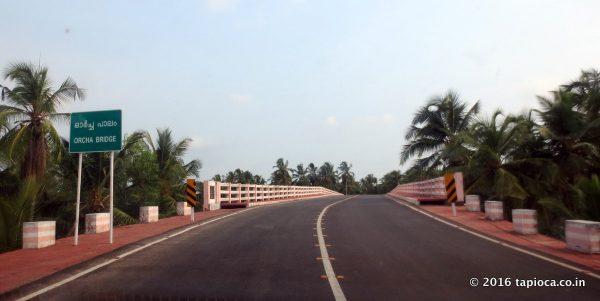 Orcha Bridge