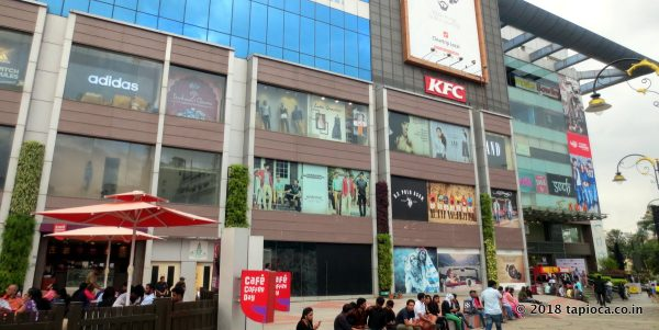 Top 7 Malls in Bangalore City
